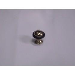 fermaporta paracolopo sferico in ottone lucido 60999001