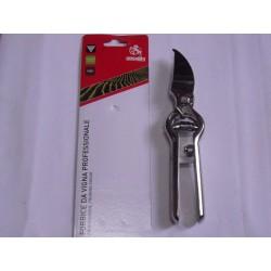 forbice per potatura acciaio nichelato cm.23 AUSONIA 3639012
