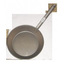 padelle in ferro con manico diam. 16/24/26/28/30cm. 8109036