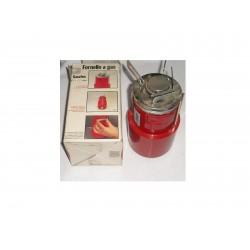 fornellino con cartuccia gas con accensione piezoelettrica 202001