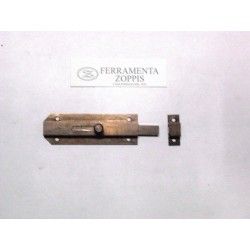 catenaccio verticale a scatto ottone lucido cm.7 1320L70
