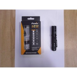Torcia led 125 lumens Fenix LD12 [Sport]