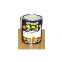 Pittura risanante impermeabilizzante bianca MURUS 1lt SARATOGA 88874001