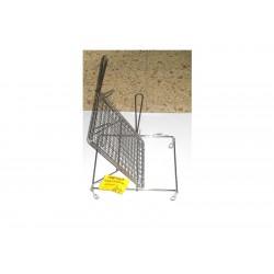 GRATICOLA PER BARBECUE RIBALTABILE 30x40cm. 6378009
