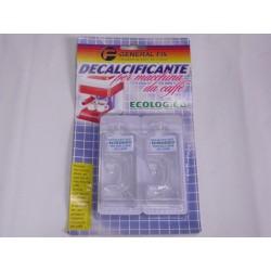 DECALCIFICANTE MACCHINA CAFFE' Pz.2 88 GENERAL FIX (M) 6861003