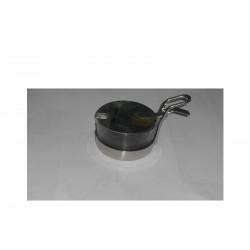 formaggiera da tavolo in acciaio inox 18/10 0650
